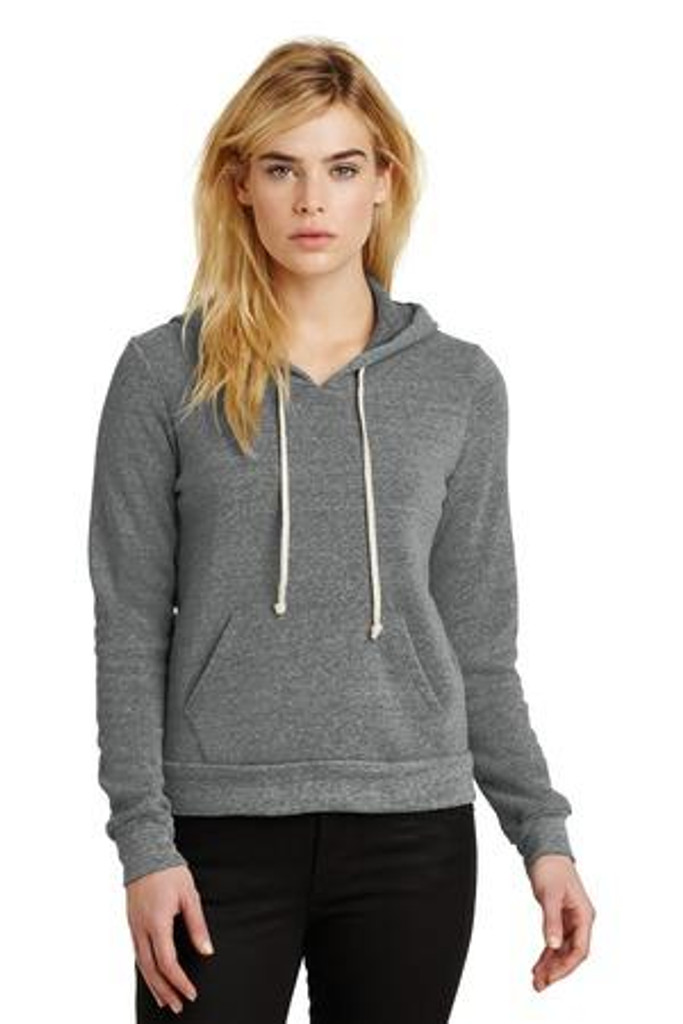 Athletics Eco-Fleece Pullover Hoodie