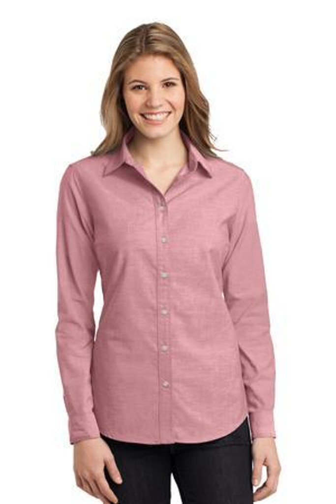 Ladies Chambray Shirt