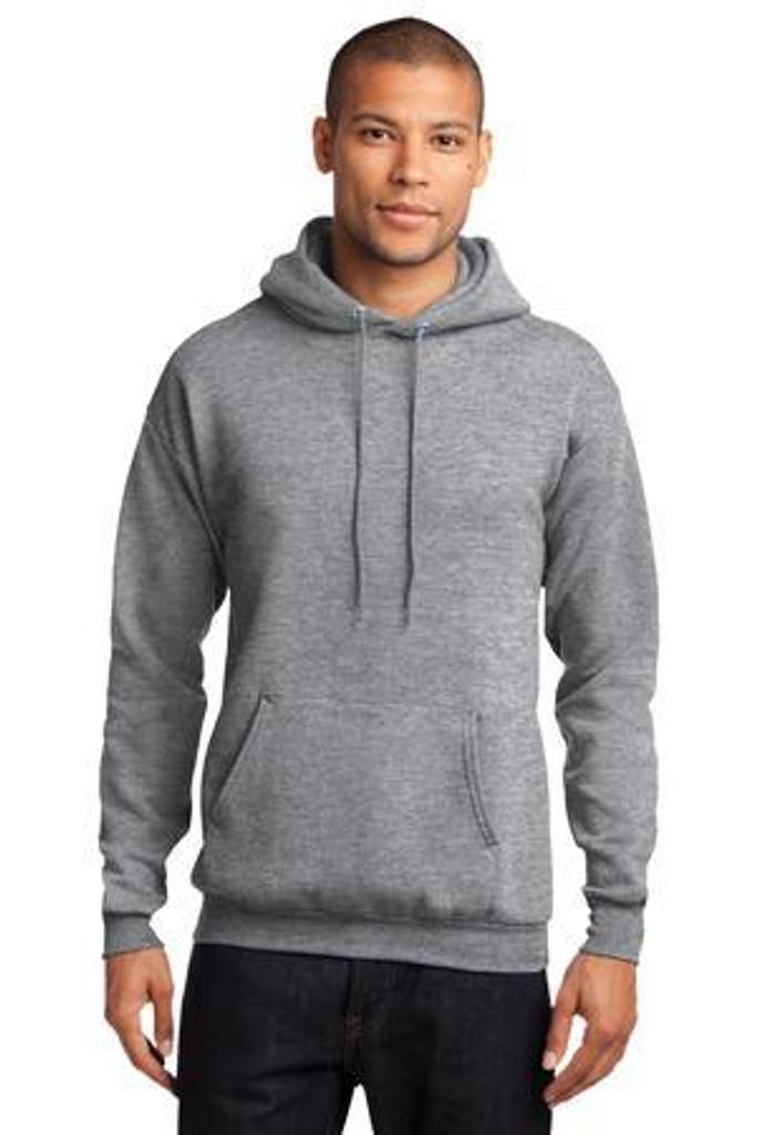 Core Fleece Pullover Hooded Sweatshirt H