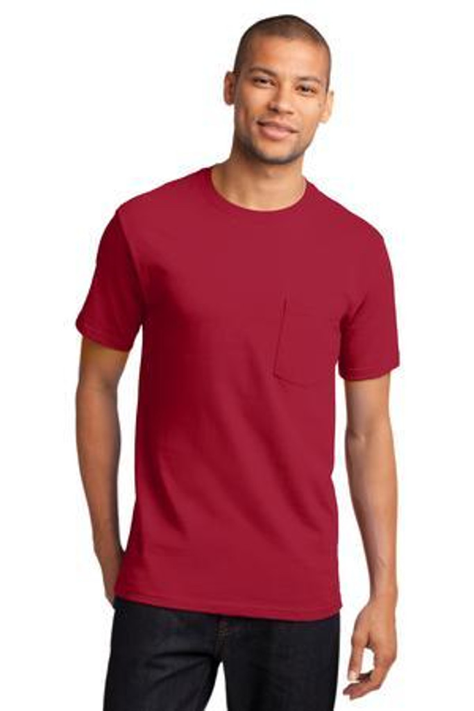Tall Essential Pocket Tee