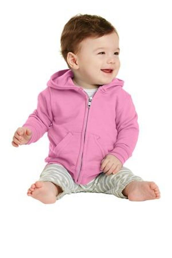 Infant Core Fleece Full-Zip Hooded Sweatshirt