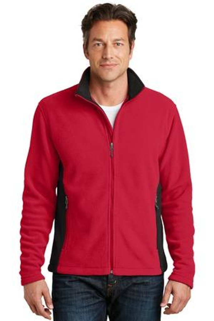 Colorblock Value Fleece Jacket