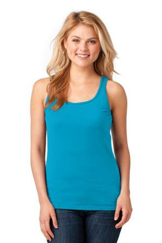 Ladies 100% Combed Ring Spun Cotton Tank Top