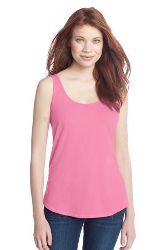 Juniors Cotton Swing Tank