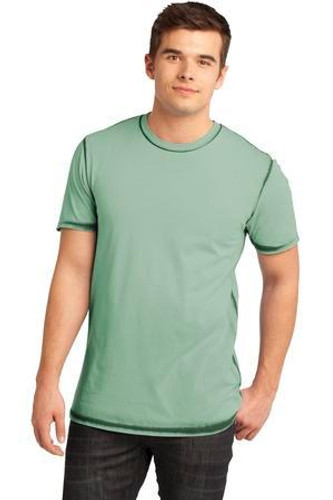Young Mens Faded Crew Tee