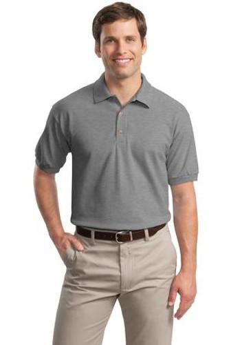 Ultra Cotton 65-Ounce Pique Knit Sport Shirt