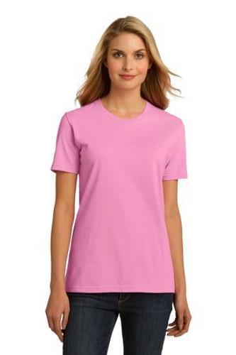 Ladies Essential 100% Organic Ring Spun Cotton T-Shirt