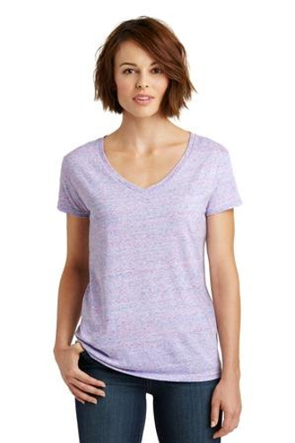 Ladies Cosmic Relaxed V-Neck Tee