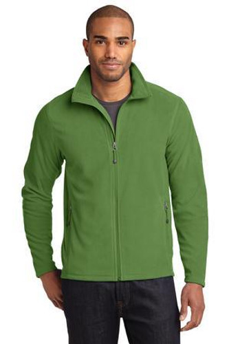 Full-Zip Microfleece Jacket