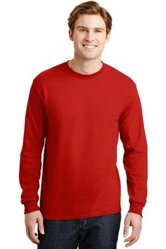 DryBlend 50 Cotton/50 Poly Long Sleeve T-Shirt