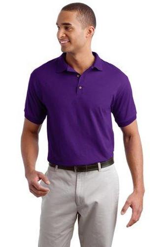 DryBlend 6-Ounce Jersey Knit Sport Shirt