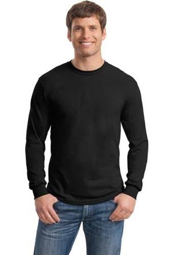 Heavy Cotton 100% Cotton Long Sleeve T-Shirt