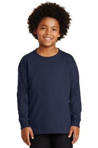 Youth Ultra Cotton Long Sleeve T-Shirt