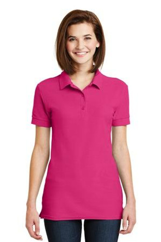 Ladies 66-Ounce 100% Double Pique Cotton Sport Shirt