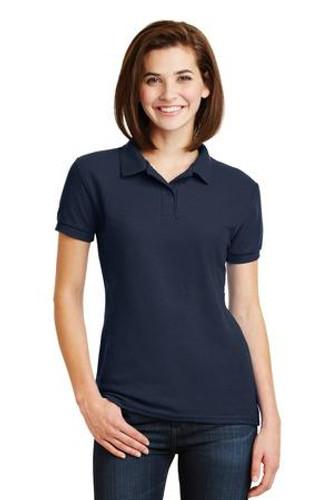 Ladies DryBlend 6-Ounce Double Pique Sport Shirt