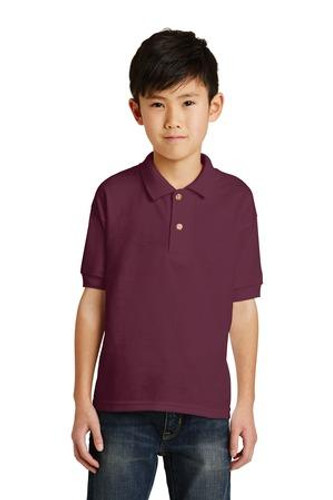 Youth DryBlend 6-Ounce Jersey Knit Sport Shirt