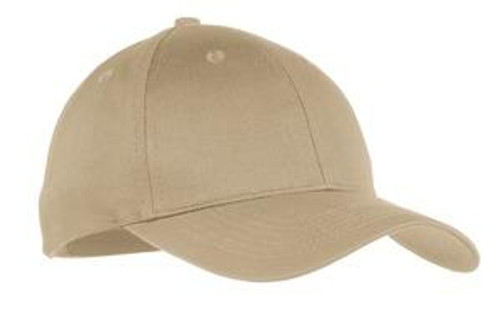 Youth Six-Panel Twill Cap