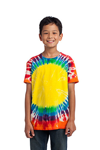 Youth Window Tie-Dye Tee