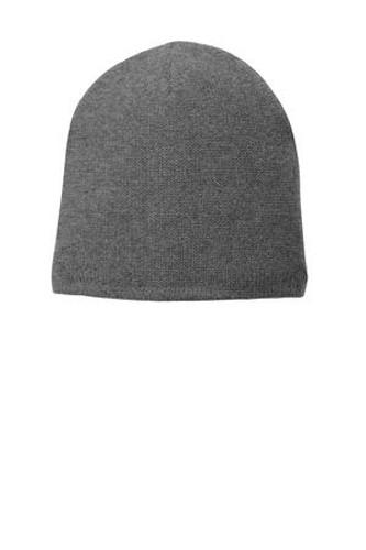 Fleece-Lined Beanie Cap