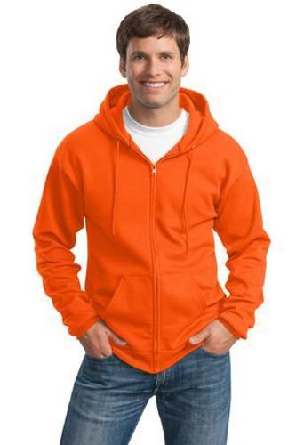 Tall Essential Fleece Full-Zip Hooded Sweatshirt