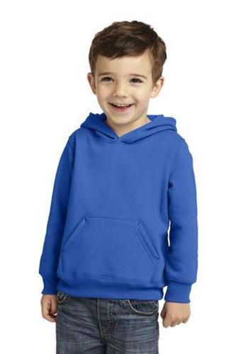 Toddler Core Fleece Pullover Hooded Sweatshirt