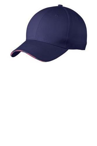 Americana Flag Sandwich Cap