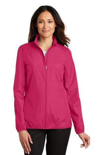 Ladies Zephyr Full-Zip Jacket