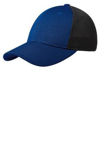 Pique Mesh Cap