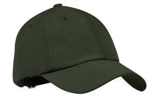 Sueded Cap
