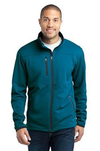 Tall Pique Fleece Jacket