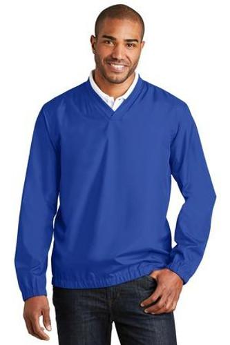 Zephyr V-Neck Pullover