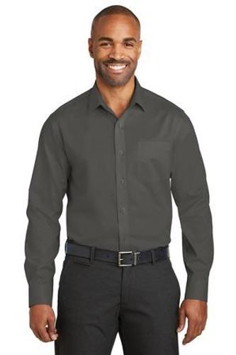 Slim Fit Non-Iron Twill Shirt