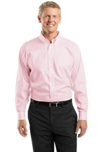 Tall Non-Iron Pinpoint Oxford Shirt