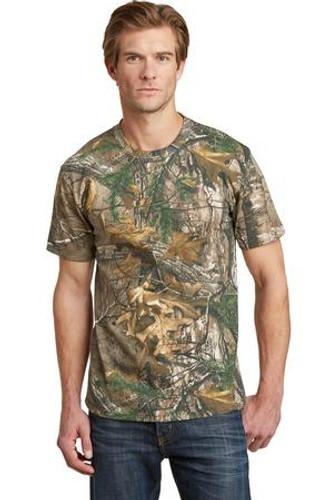 Realtree Explorer 100% Cotton T-Shirt