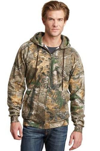 Realtree Full-Zip Hooded Sweatshirt