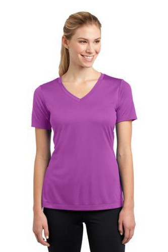 Ladies  Competitor V-Neck Tee