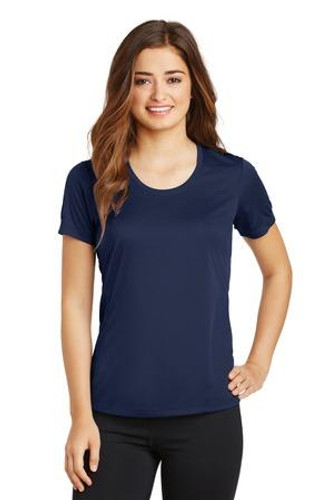 Ladies  Elevate Scoop Neck Tee