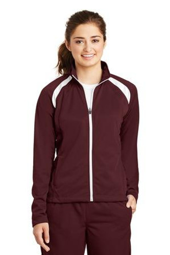 Ladies Tricot Track Jacket