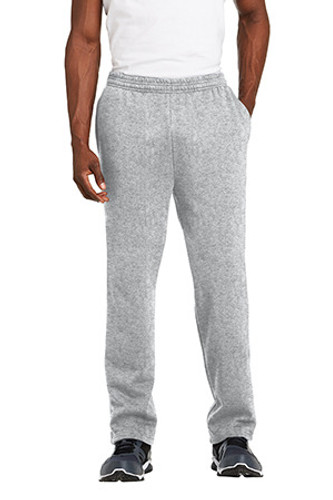Open Bottom Sweatpant