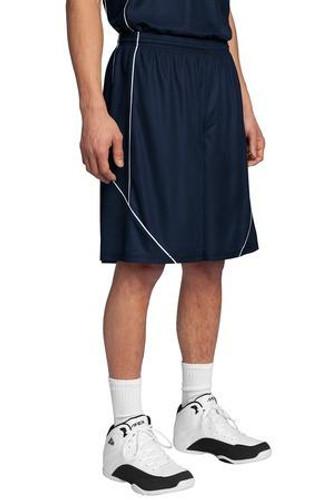 Mesh Reversible Spliced Short