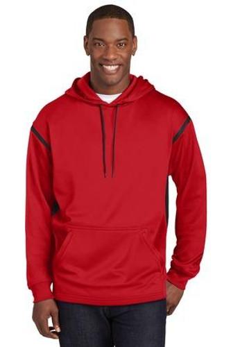 Tall Tech Fleece Colorblock  Hooded Sweatshirt