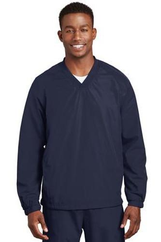 V-Neck Raglan Wind Shirt