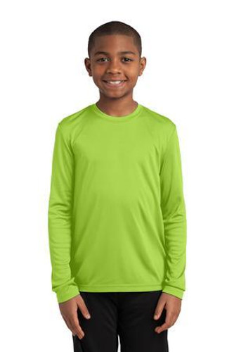 Youth Long Sleeve  Competitor Tee