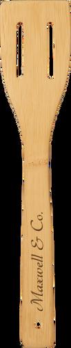 Genuine Bamboo Spatula