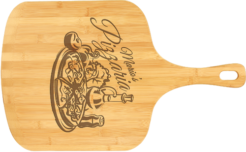 Genuine Bamboo Pizza Board