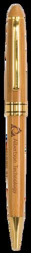 Genuine Bamboo Ballpoint Pen