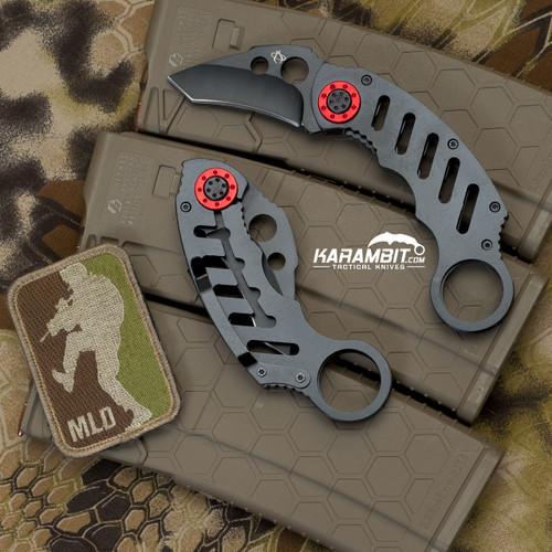 Mantis MK-2 Cinq 2 Folding Karambit