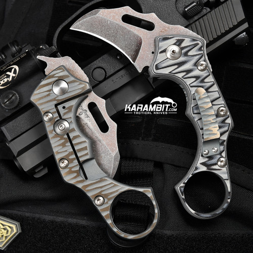 James Coogler's Kaida Flipper Karambit