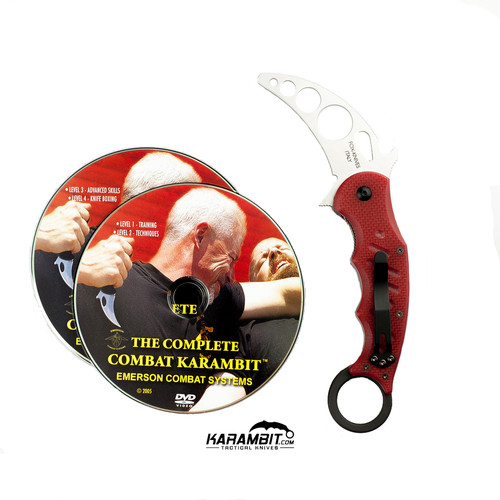 Fox Red G10 Trainer + DVD Combo