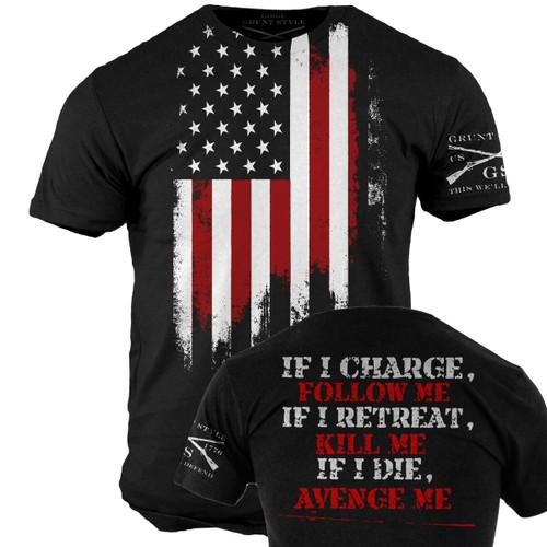 Avenge Me T-Shirt
